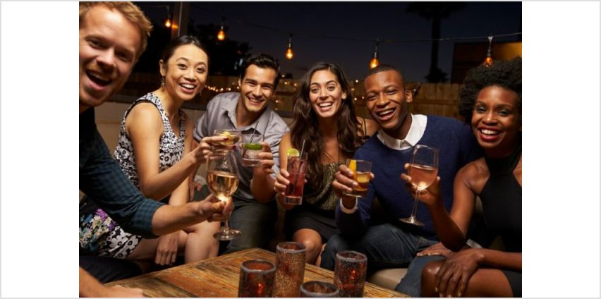 From £9 for an online cocktail making and wine pairing course from Didaction - save up to 91% from Wowcher