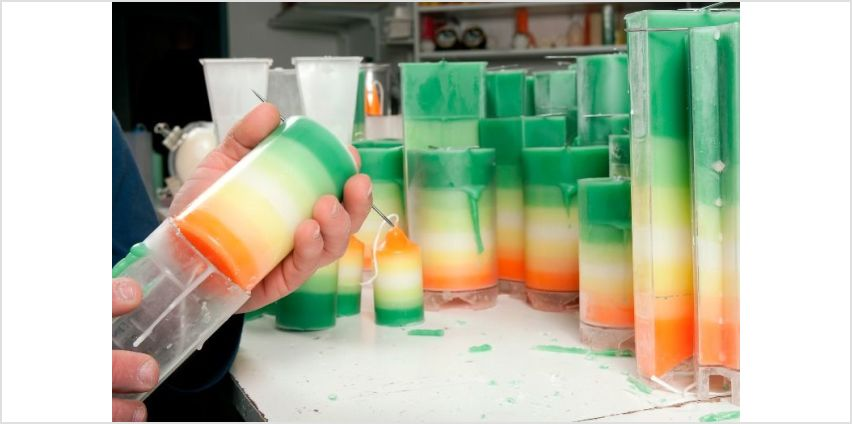 From £9 for a candle-making online course from Didaction - save up to 91% from Wowcher