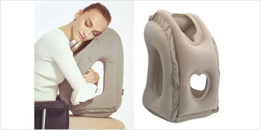 £8.99 instead of £19.99 (from Pricebuster) for a neck and head support pillow - save 55% from Wowcher