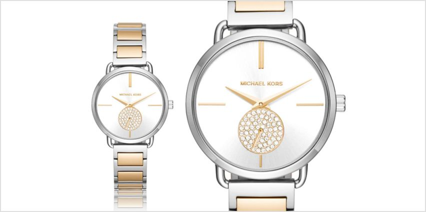 £109 instead of £223 (from Cheap Designches) for a Michael Kors ladies' MK3679 watch - Save 51% from Wowcher