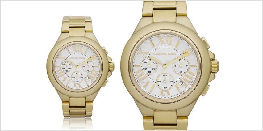 £109 instead of £259 (from Ticara Watches) for a Michael Kors MK5635 ladies' watch - save 58% from Wowcher