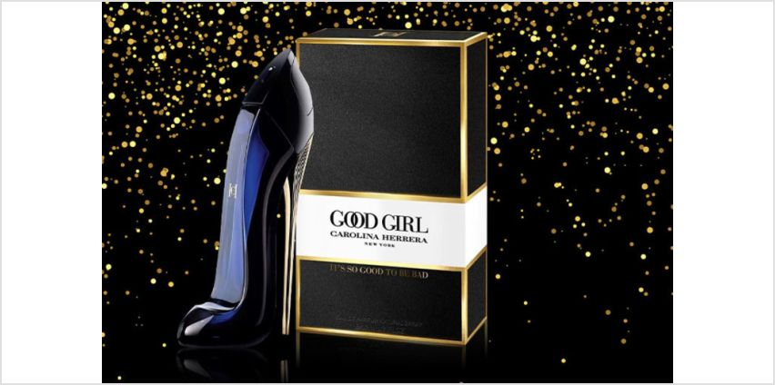 £59 instead of £69.01 for a 50ml bottle of Carolina Herrera Good Girl EDP - save 15% from Wowcher