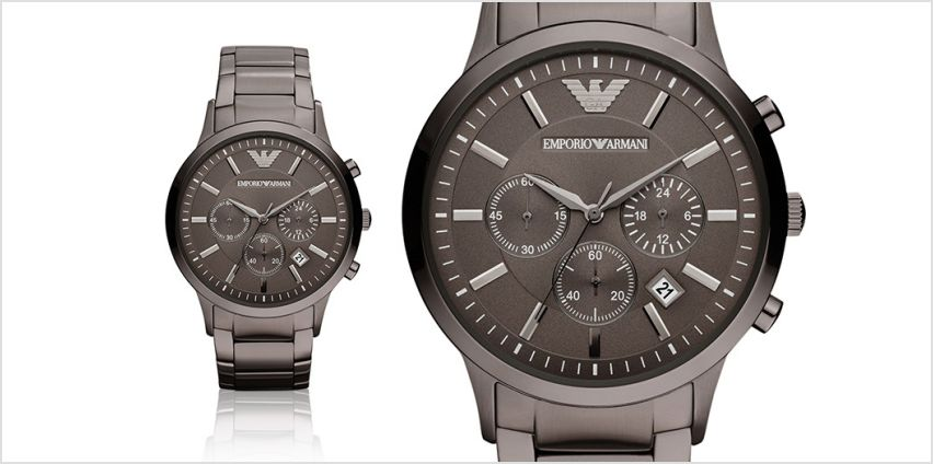 £99 instead of £352.01 (from Cheap Designer Watches) for a men's Emporio Armani AR2454 watch - save 72% from Wowcher