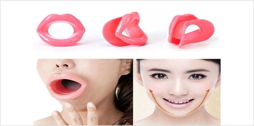 £1.99 instead of £9.99 for a glamza lip shape face exerciser from Forever Cosmetics - save 80% from Wowcher