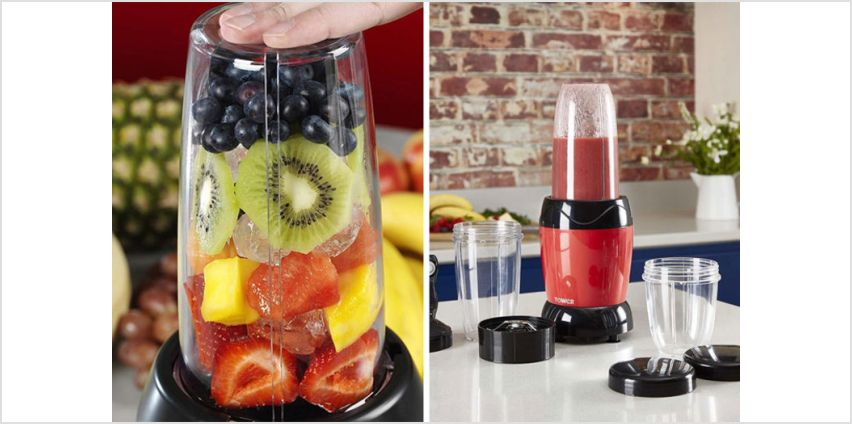 £39.99 (from Smart Retail Goods) for a Tower T12020RN Xtreme Pro Nutri Blender from Wowcher