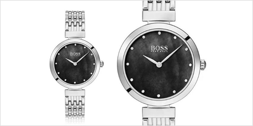 £129 instead of £346 (from Best Watch Company) for a Hugo Boss 'Celebration' ladies watch - save 63% from Wowcher