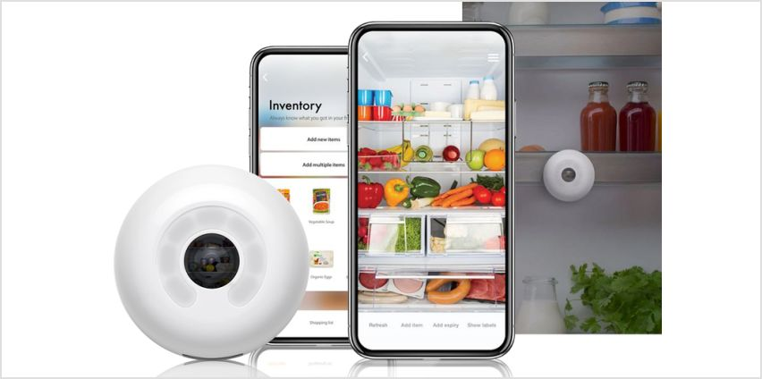 £69.99 instead of £149.99 (from Smarter) for a Smarter FridgeCam - save 53% from Wowcher