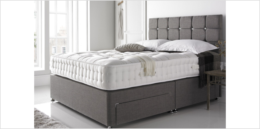 From £199 for a superior high quality 3000 memory pocket sprung mattress, nimbus special from Dreamtouch Mattresses LTD - save up to 78% from Wowcher