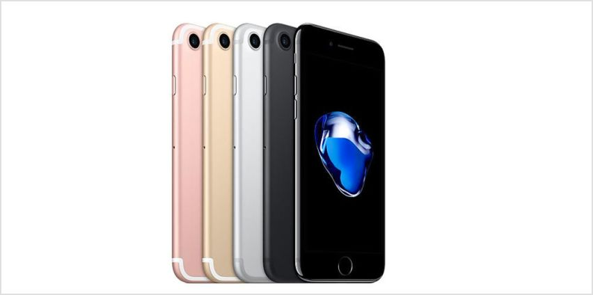£229 instead of £609.98 (from Renew Electronics) for a 32GB Apple iPhone 7, or £279 for a 128GB iPhone 7 - choose from five colours and save up to 59% from Wowcher