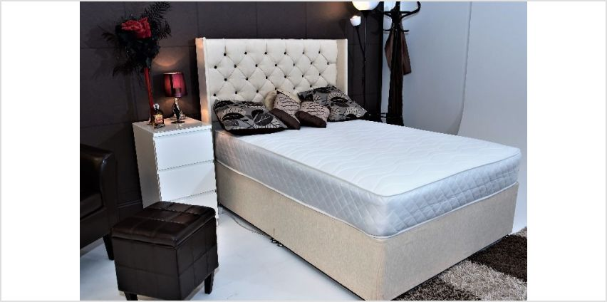 From £59 for a Cool Touch Orthopedic Quilted Mattress from Dreamtouch Mattresses LTD - save up to 85% from Wowcher