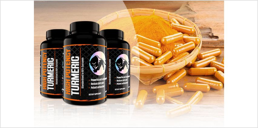 £7.99 instead of £22 (from Predator Nutrition) for a four-month supply* of high potency turmeric Curcumin capsules, £14.99 for an 8 month supply or £19 for a 12-month supply* - save up to 64% from Wowcher