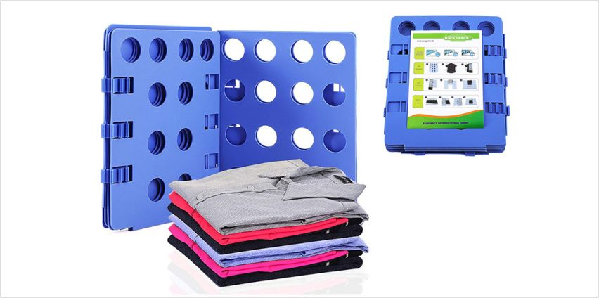 £4.99 instead of £14.99 (from Maxwe) for an adjustable flip & fold clothes folding board - save 67% from Wowcher
