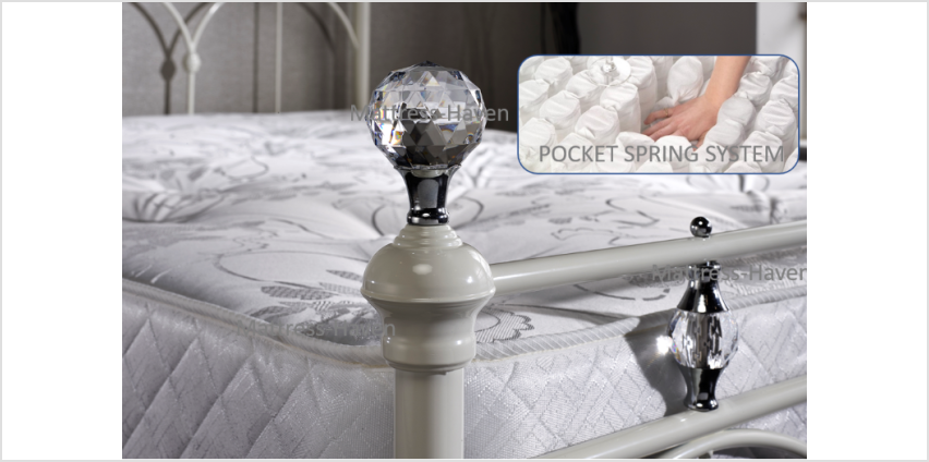 From £149 for a supreme damask pocket-sprung 1500 memory foam deluxe mattress from Dreamtouch Mattresses LTD - save up to 75% from Wowcher