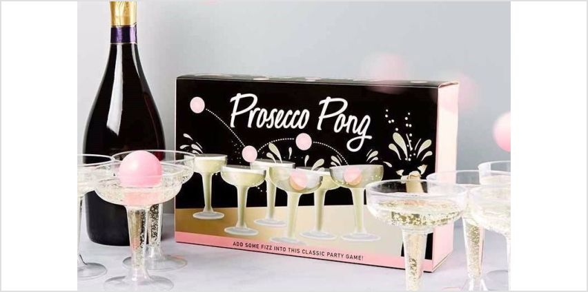 £6.99 instead of £29.99 for a prosecco party game from Direct2Public Ltd - save 77% from Wowcher