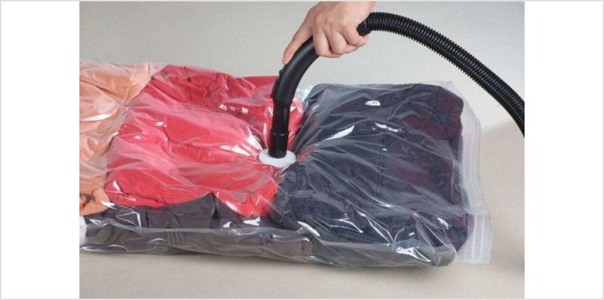 From £3.99 for two, four or six vacuum storage bags from London Exchain Store - save up to 80% from Wowcher