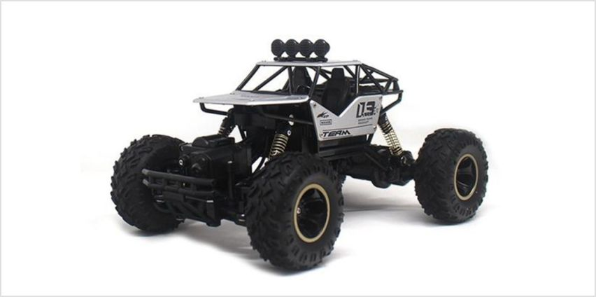 £19.99 instead of £79.99 (from Domo Secret) for a 4WD RC high speed truck toy - save 75% from Wowcher