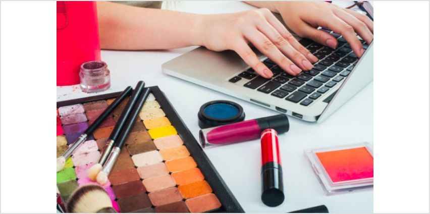 £14 instead of £618 for an online makeup artist course bundle from Trendimi Ltd - save 98% from Wowcher
