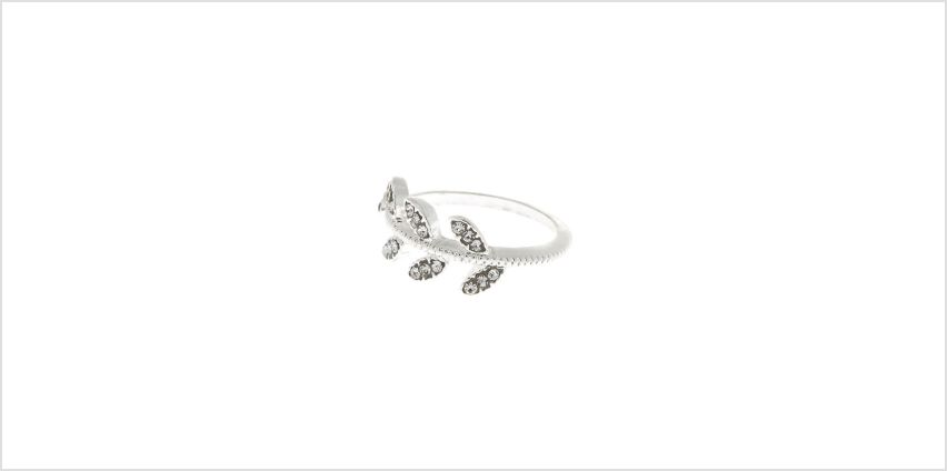 Go to Product: Silver Leaf Ring from Claires