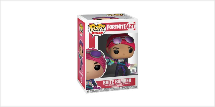 Go to Product: Fortnite Brite Bomber Vinyl Figure - Pink from Claires