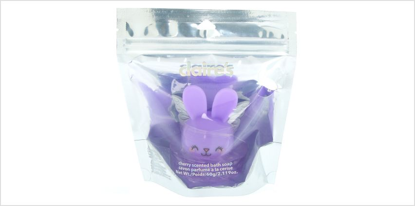 Go to Product: Bella the Bunny Bath Soap with Toy from Claires