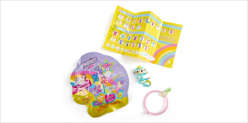 Go to Product: Fingerlings Minis Series 2 Surprise Bag from Claires
