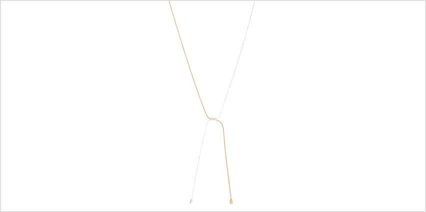 Go to Product: Gold and Silver Toned Necklace from Claires