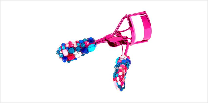 Go to Product: Jeweled Eyelash Curler - Pink from Claires