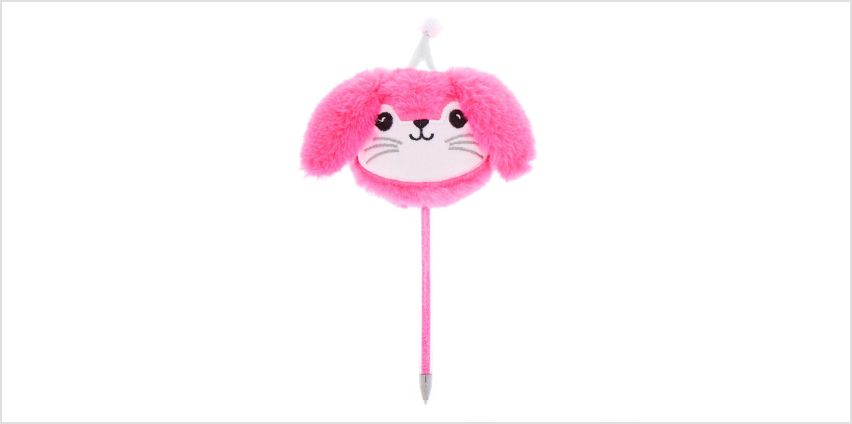 Go to Product: Sprinkles the Birthday Bunny Soft Pen from Claires