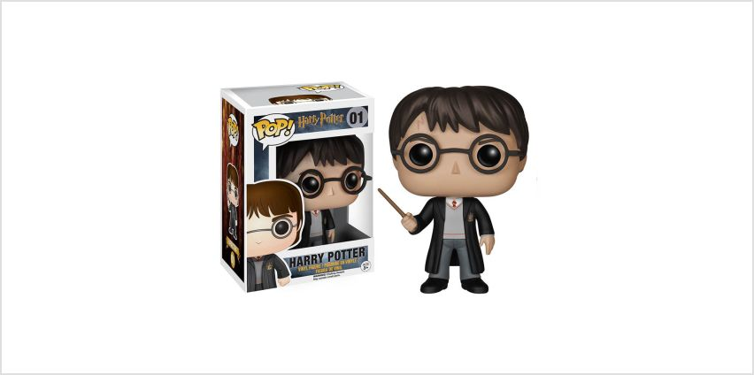 Go to Product: Pop! Harry Potter™ Harry Vinyl Figure from Claires