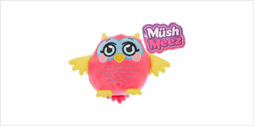 Go to Product: MushMeez™ Olivia the Owl Soft Toy from Claires