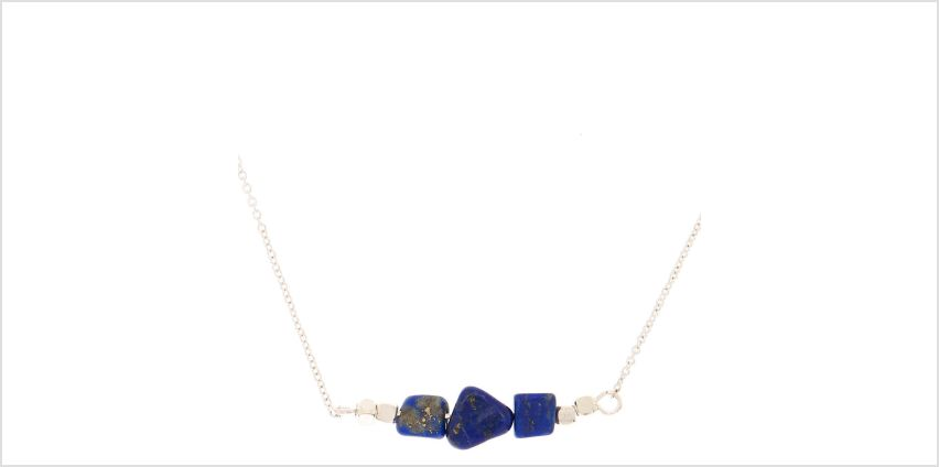 Go to Product: Lapis Lazuli Creativity Pendant Necklace from Claires