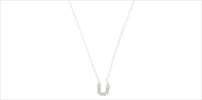 Go to Product: U Pendant Necklace from Claires