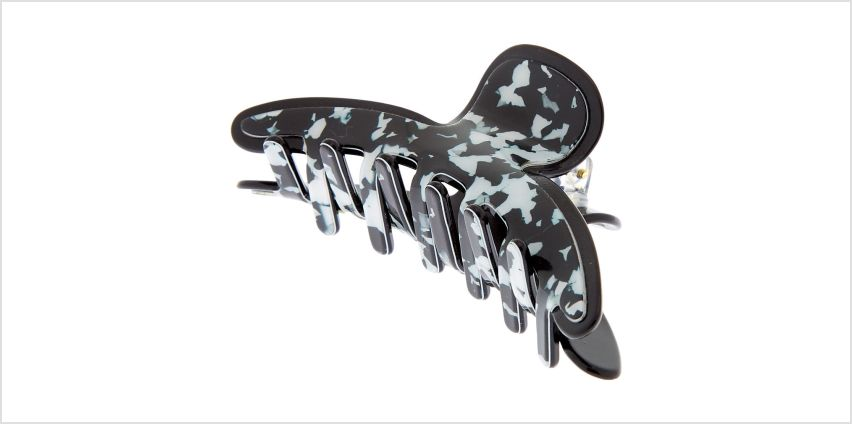 Go to Product: Resin Hair Claw - Black from Claires