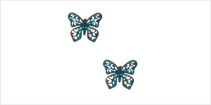 Go to Product: Patina Butterfly Stud Earrings from Claires
