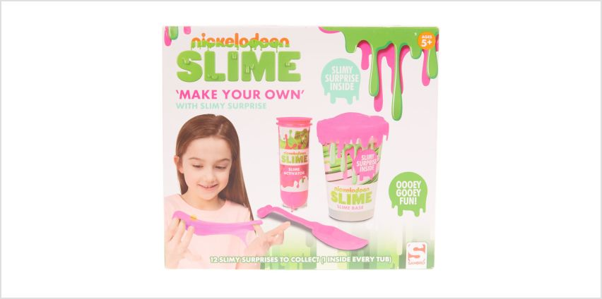 Nickelodeon™ Make Your Own Slime Kit from Claires