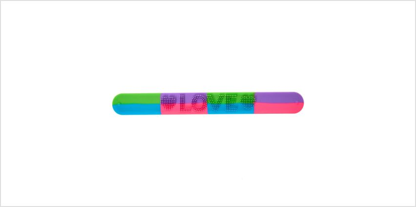 Go to Product: Love Slap Bracelet from Claires