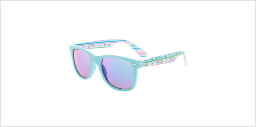 Go to Product: Aztec Retro Sunglasses - Mint from Claires