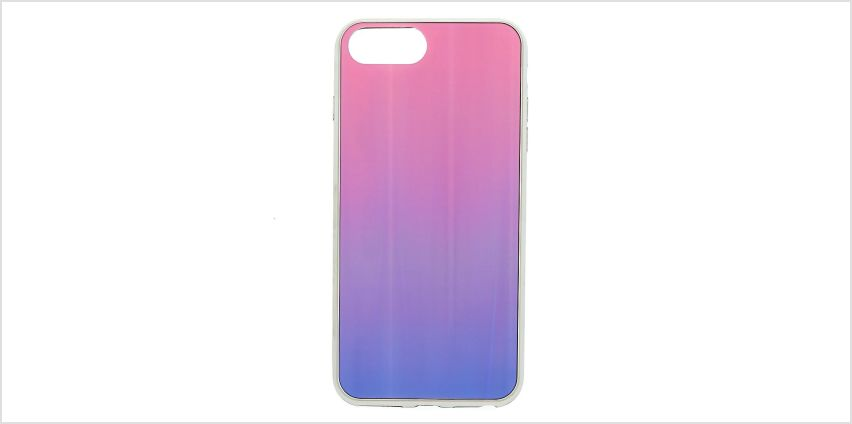 Go to Product: Holographic Ombre Phone Case - Fits iPhone 5/5S from Claires