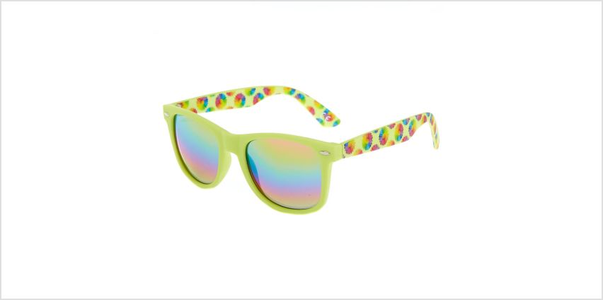 Go to Product: Neon Daisy Retro Sunglasses - Yellow from Claires