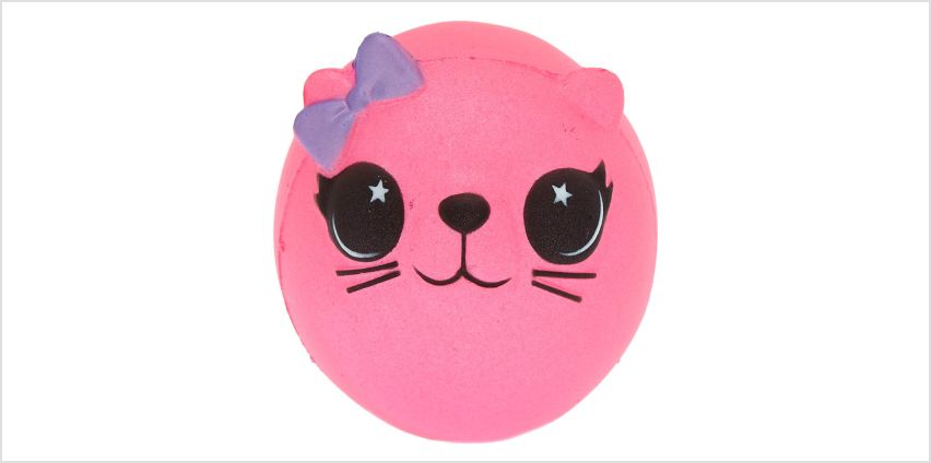 Go to Product: Sleepy the Cat Squish Ball Toy from Claires