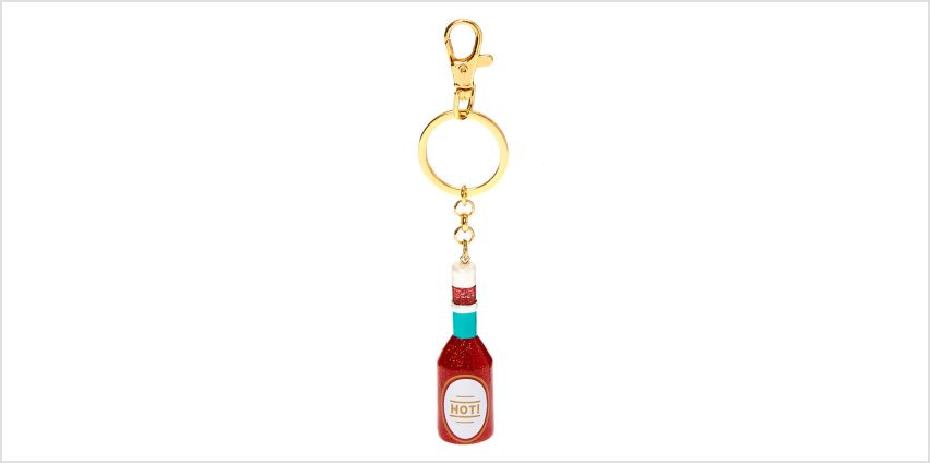 Go to Product: Hot Sauce Keychain - Red from Claires
