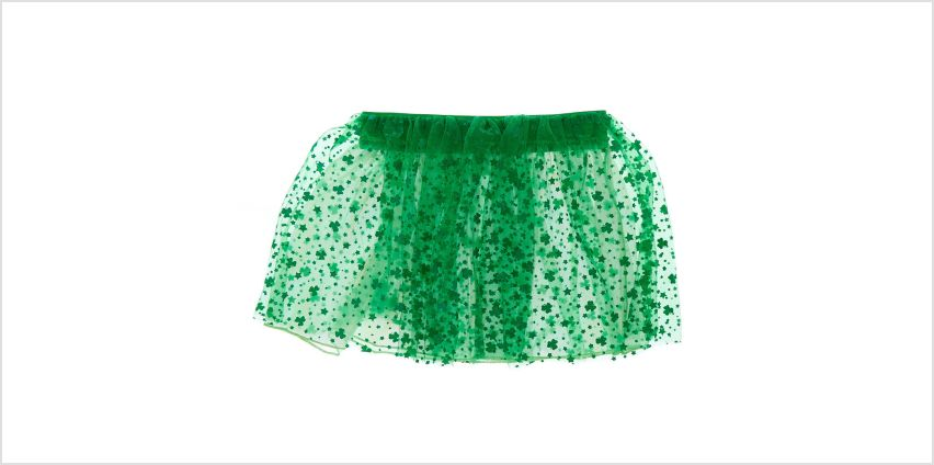 Go to Product: Shamrock Tutu - Green from Claires