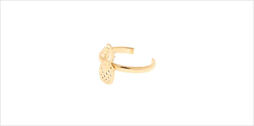 Go to Product: Gold Pineapple Toe Ring from Claires