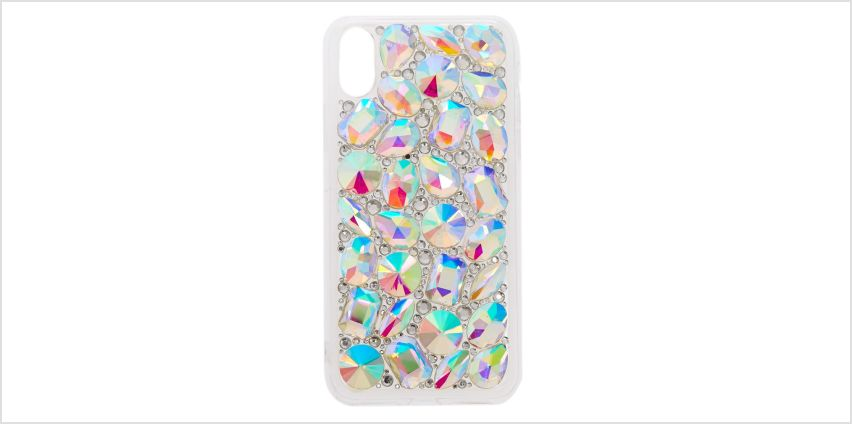 Go to Product: Aurora Borealis Phone Case - Fits iPhone X/XS from Claires
