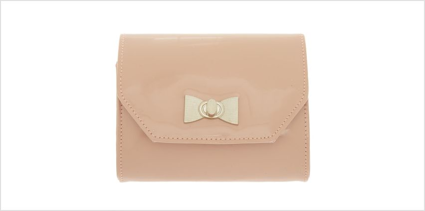 Go to Product: Envelope Clutch Bag - Nude from Claires