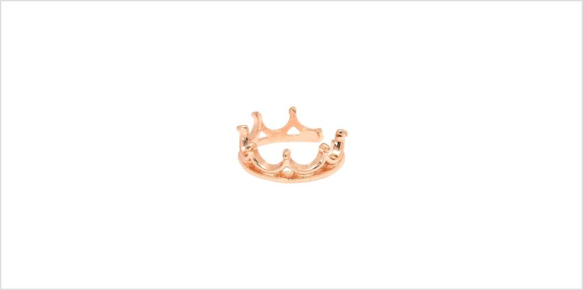 Go to Product: Rose Gold Crown Toe Ring from Claires