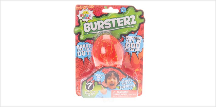 Go to Product: Ryan's World™ Bursterz – Styles may vary from Claires