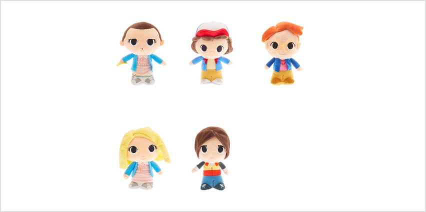 Stranger Things Soft Toy - Styles May Vary from Claires
