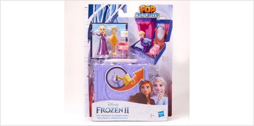 Go to Product: ©Disney Frozen 2 Pop Adventures Village Set – Styles May Vary from Claires