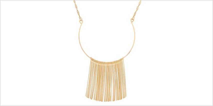 Go to Product: Gold Needle Long Necklace from Claires